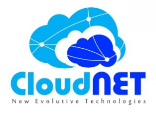 Logo CloudNET Co., Ltd